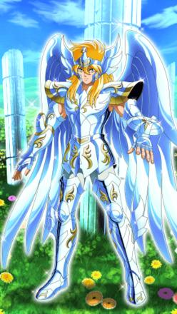 白鳥星座の神聖衣 氷河