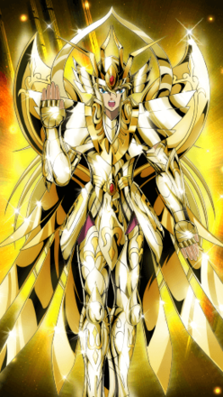 乙女座の神聖衣 シャカの画像