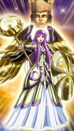 女神アテナの画像