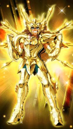 天秤座の神聖衣 童虎