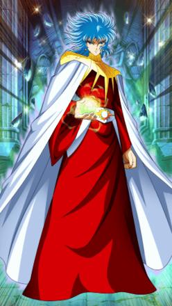 太陽神亞伯の画像