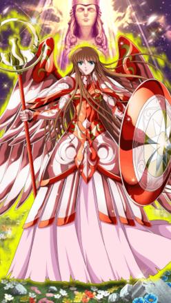 女神雅典娜(ACE)の画像