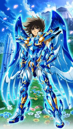 天馬座神聖衣 星矢(ACE)の画像