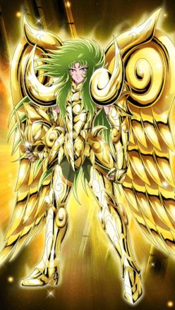 牡羊座の神聖衣 シオン