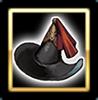 黒魔道士のアイコン