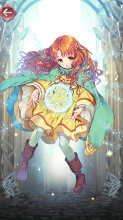 ユンヌ(目覚めし負の女神)の立ち絵