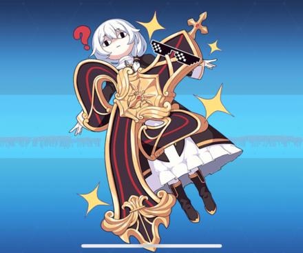 戦乙女・誓約の十字架(T)