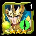 山羊座の神聖衣 シュラ(剣)の画像