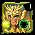 天秤座の神聖衣 童虎(円盾)の画像
