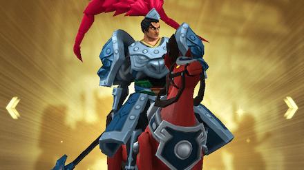 おもちゃの戦神の画像