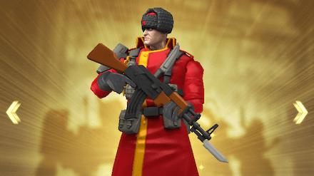 ペトロフ隊長の画像