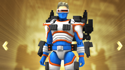 兵士-Xの画像