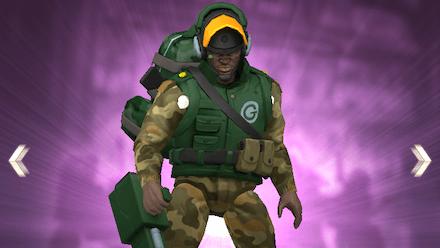 爆弾処理部隊の画像
