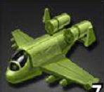 空中攻撃の画像