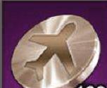 空軍コインの画像