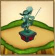 ベアトリスの像