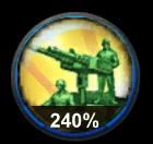 装甲車カウンター攻撃画像