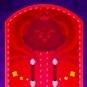 赤いドアの画像