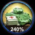 装甲車支援保障画像