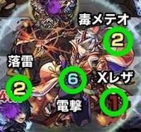 クシミタマ(覚醒後)攻撃パターン