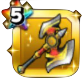 焔龍神の斧の画像