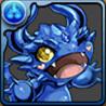 ハッピーサファイアドラゴンの画像