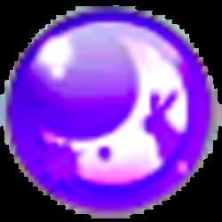 月属性のアイコン