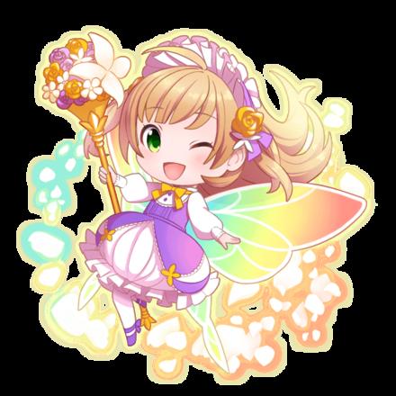 春風の妖精 アイリス【雷闇】の画像