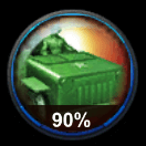 装甲車訓練画像