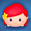 赤色のツムの画像