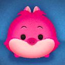 ピンクのツムの画像