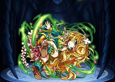 創麗花姫エレアの画像
