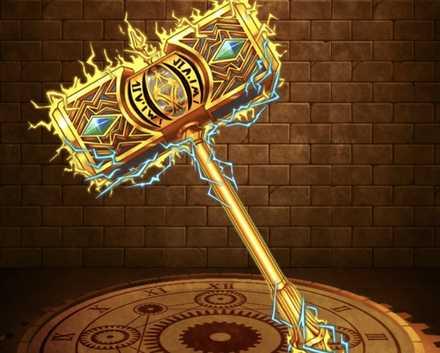 【神】轟雷槌 ミョルニルのアイコン