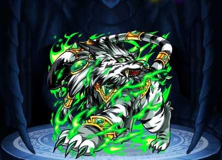 翠霊神白虎の画像