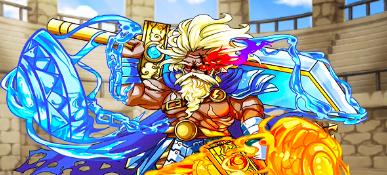 覇空の塔14階ボス灼氷の剣オーディン