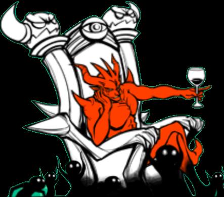 悪の帝王ニャンダムの画像