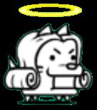 天使ガブリエルの画像