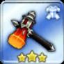 強化ハンマー防具星3のアイコン