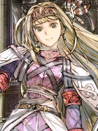 神姫騎士アリーシャ立ち絵
