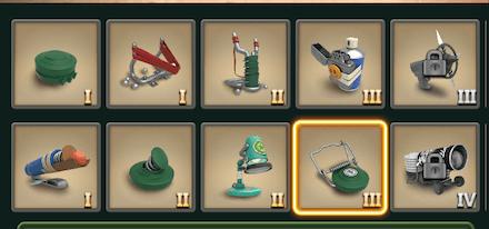 防御施設の種類