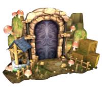 イスヴァーシアの隠れ家
