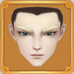 王の顔の画像