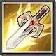英雄王の剣のアイコン