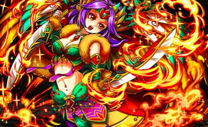 双刀蛇炎エキドナの画像