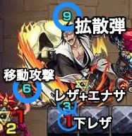 更木剣八攻撃パターン
