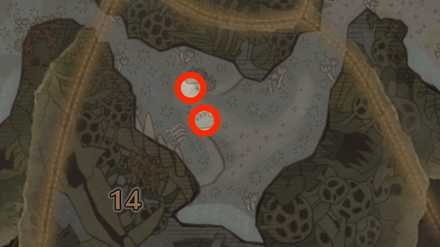 落石場所地図
