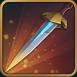 儀式の匕首の画像