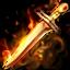 魔族の剣の画像