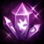 闇精霊の水晶(シャドウショック)の画像