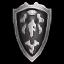 銀騎士のシールドの画像